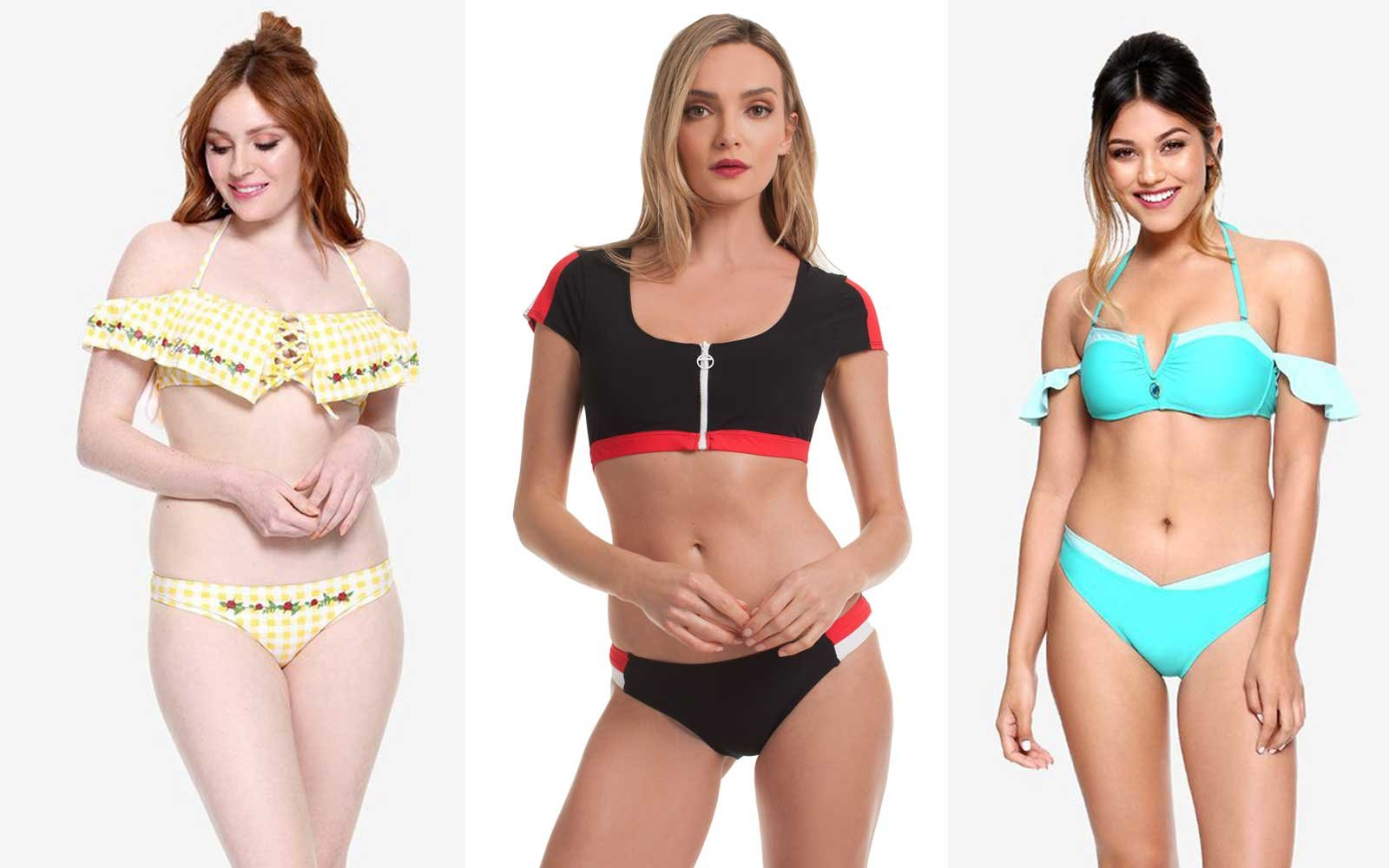 Disney-inspired swimsuits