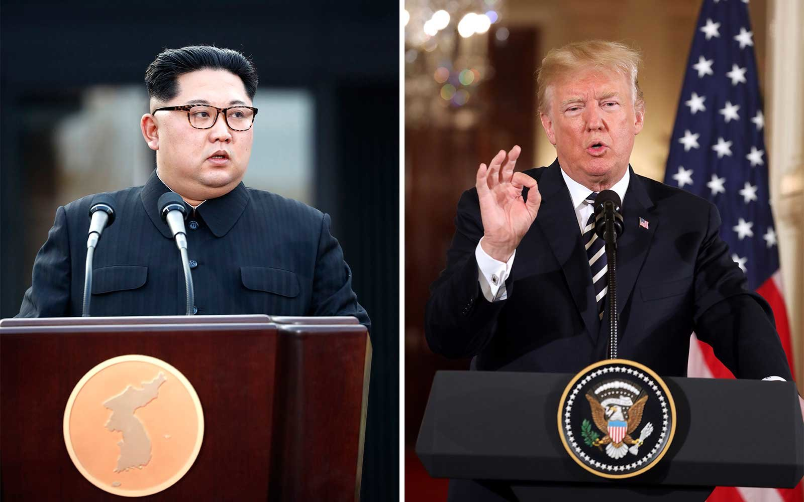 King Jong Un and Donald Trump will meet in Singapore