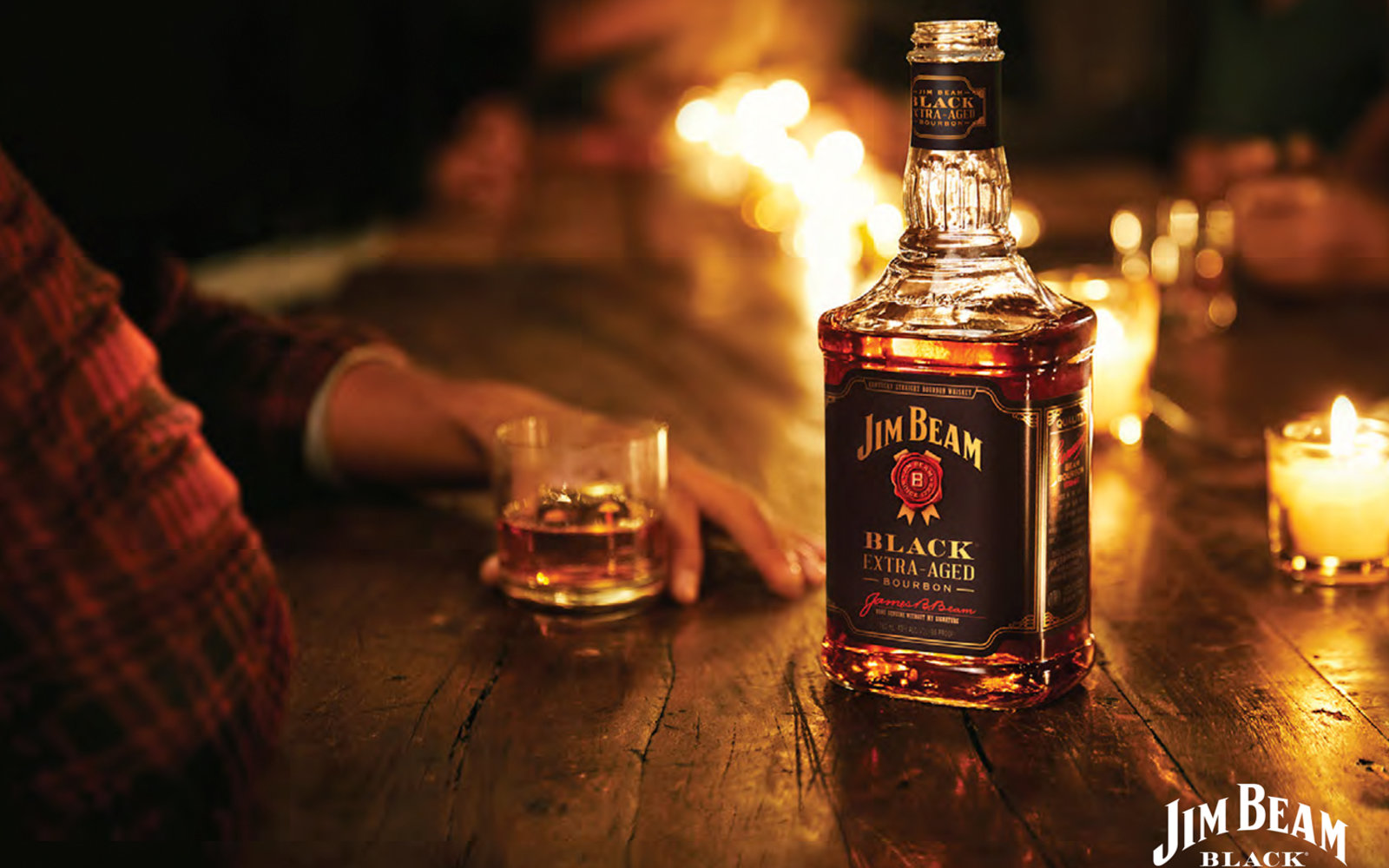Jim Beam Black Bourbon