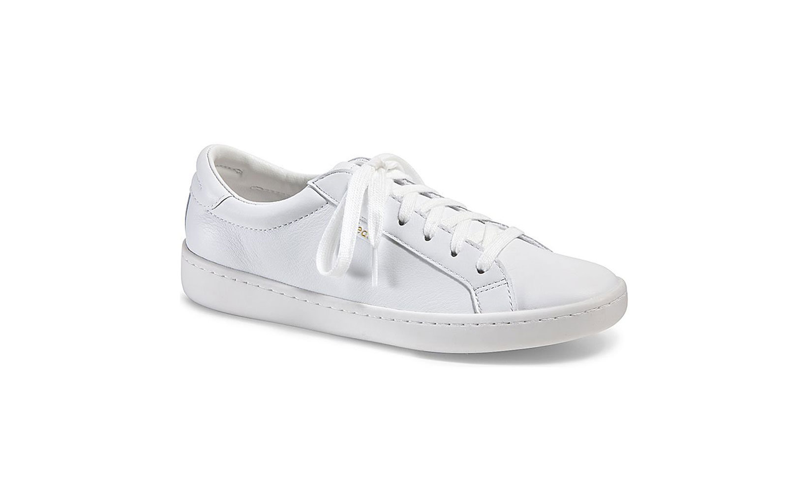 The Lace-up Sneaker: Keds Ace Leather
