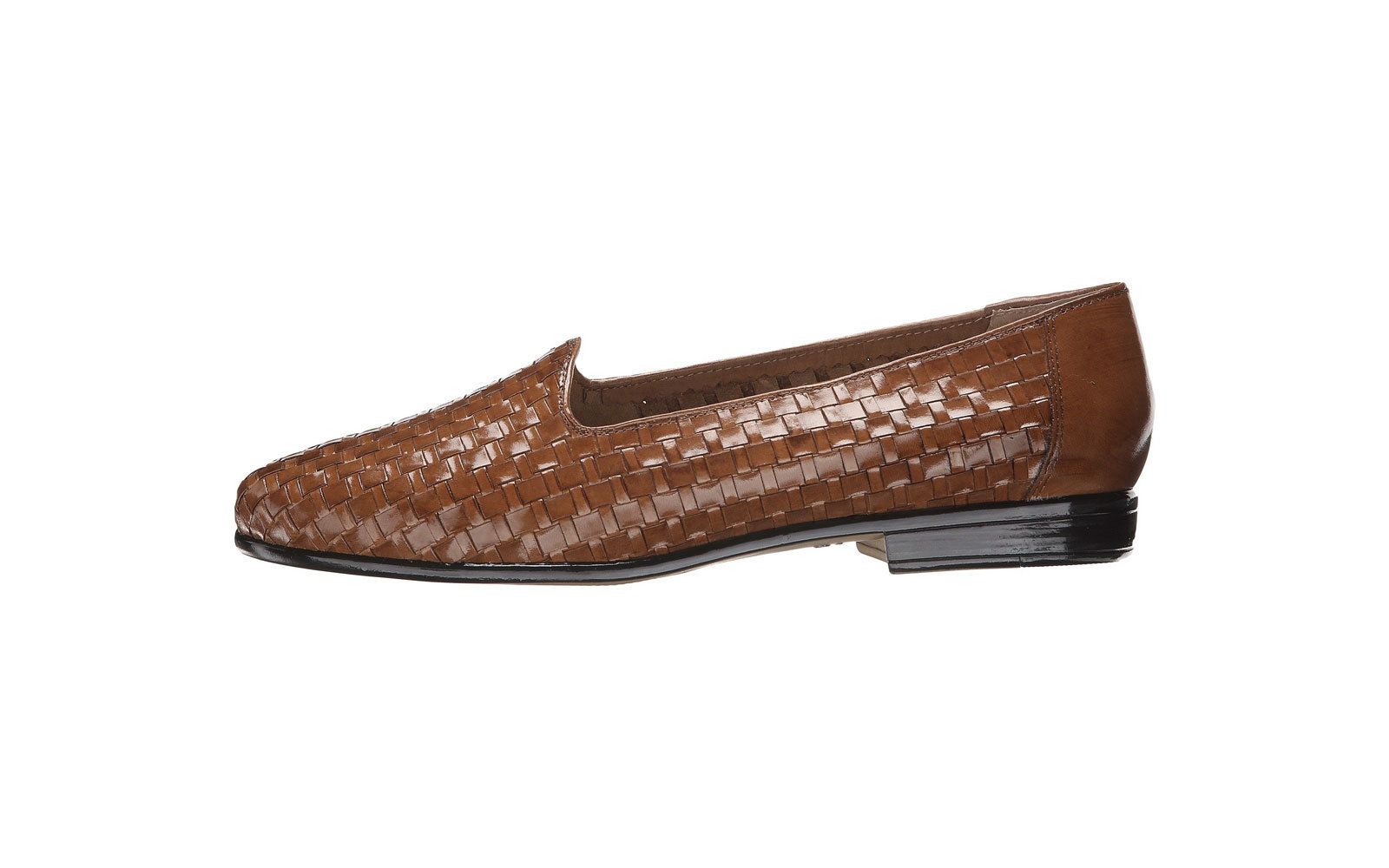 The Woven Shoe: Trotters Liz Loafer
