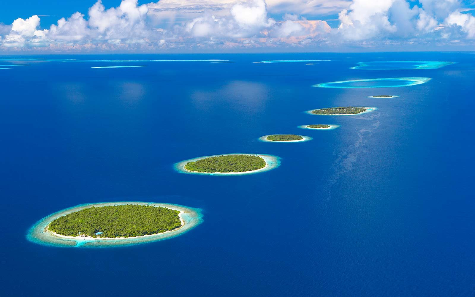 Maldives Islands Indian Ocean