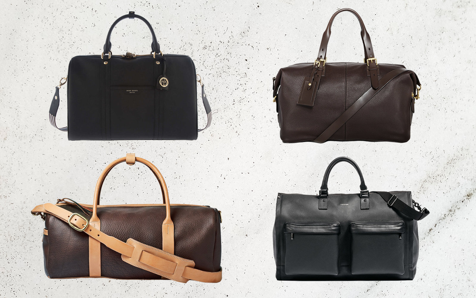 Best Leather Weekender Bags