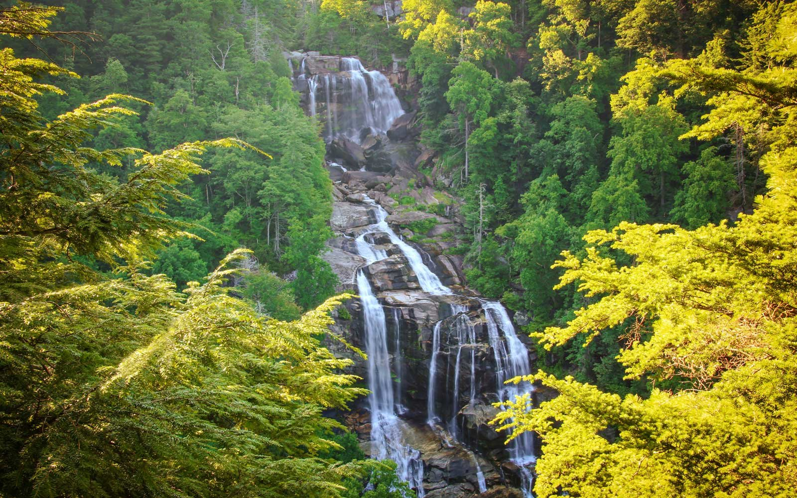 Upper Whitewater Falls, North Carolina