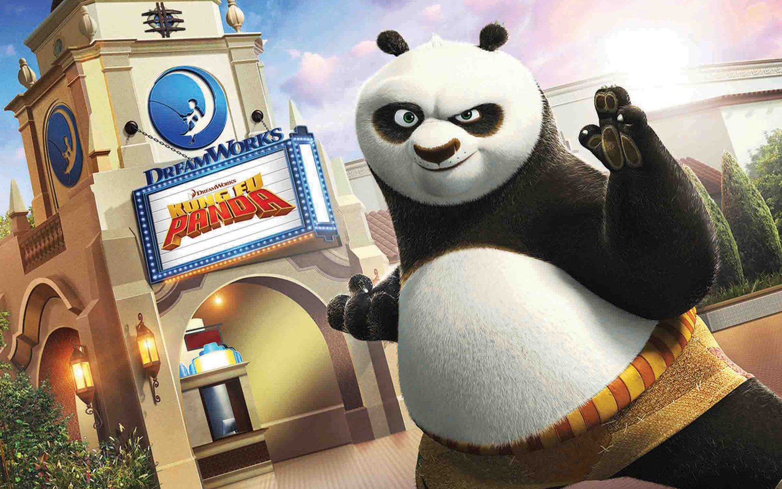 Kung-Fu Panda: The Emperor's Quest — Universal Studios Hollywood