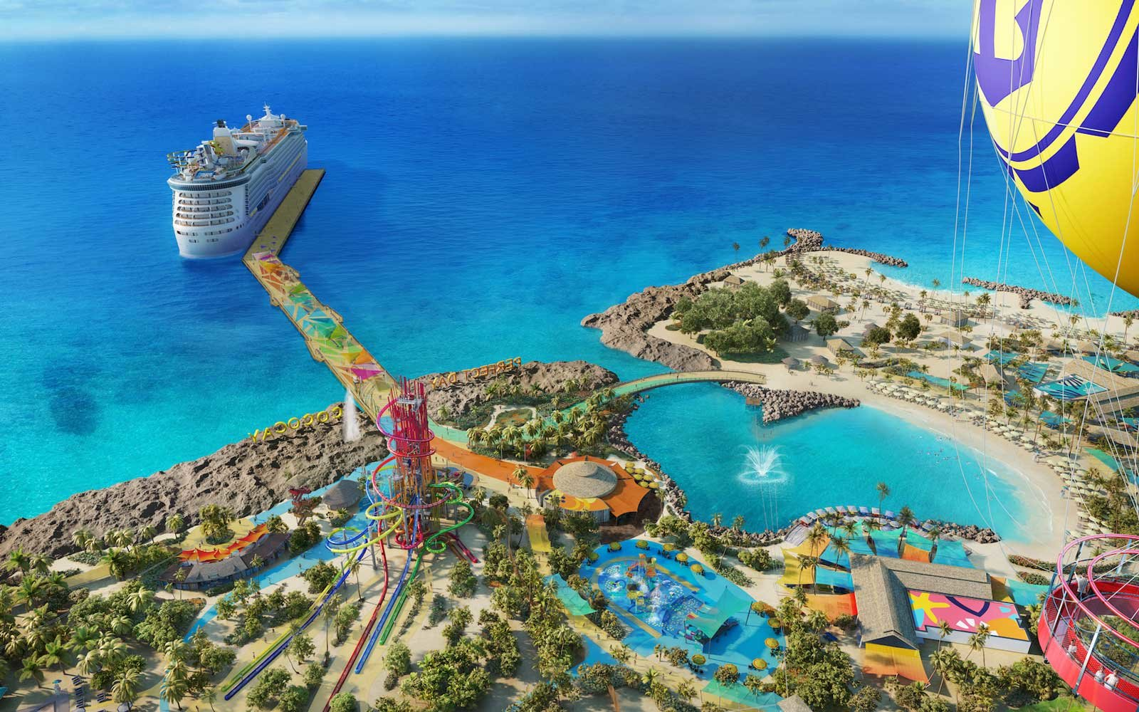 Here S What To Expect On A Royal Caribbean Cruise To