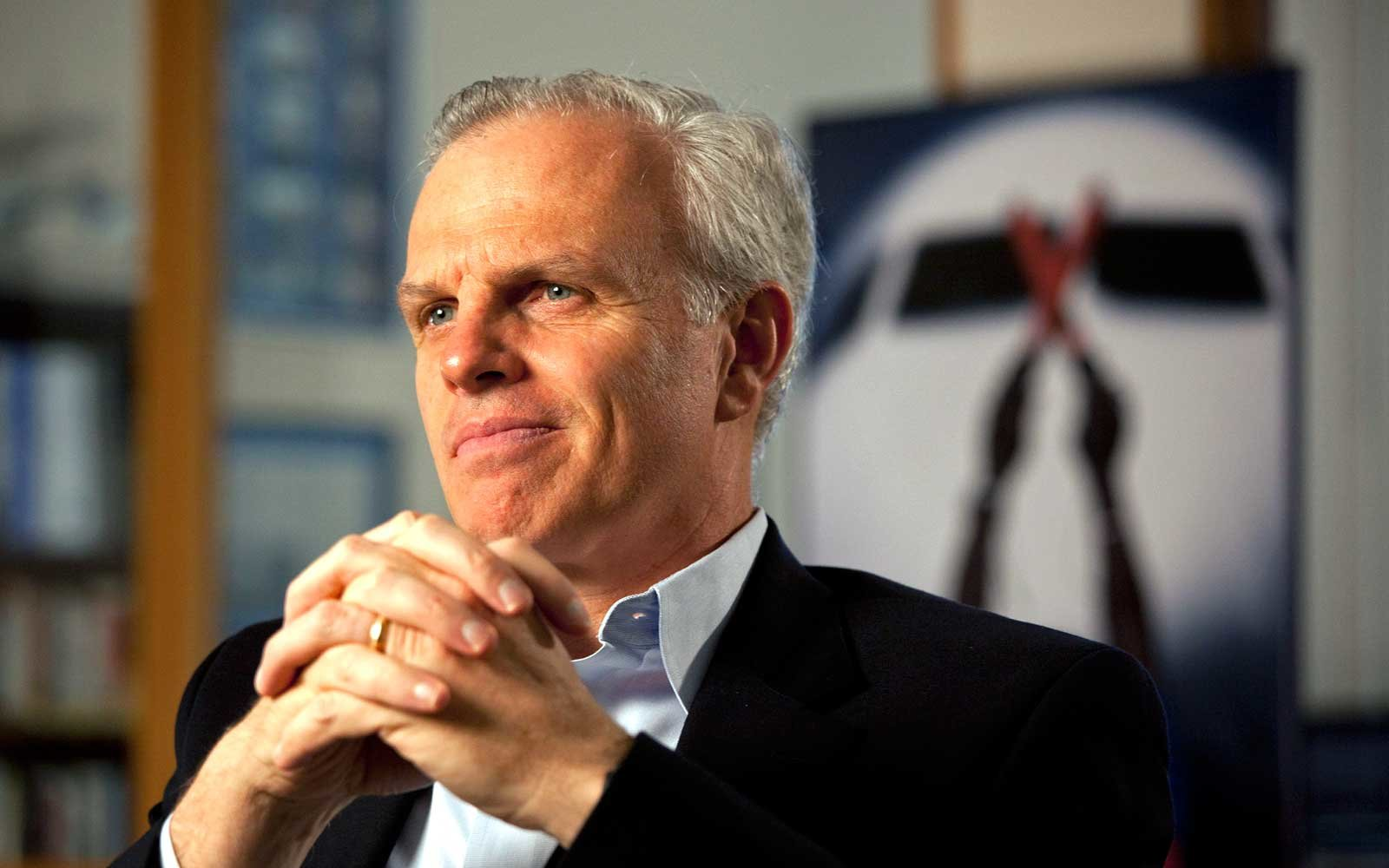 Former JetBlue CEO David Neeleman, Founder Of Brazil's Azul Airline