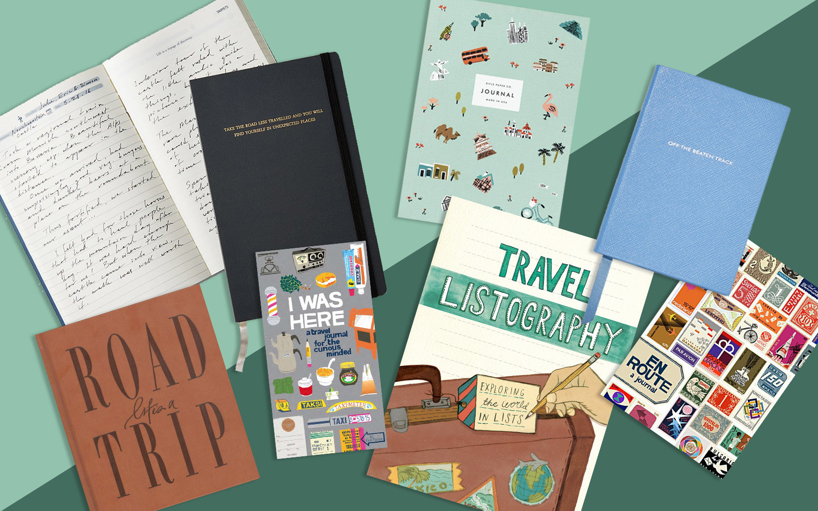 bd09ed89cecea The 17 Best Travel Journals to Bring on Your Next Adventure