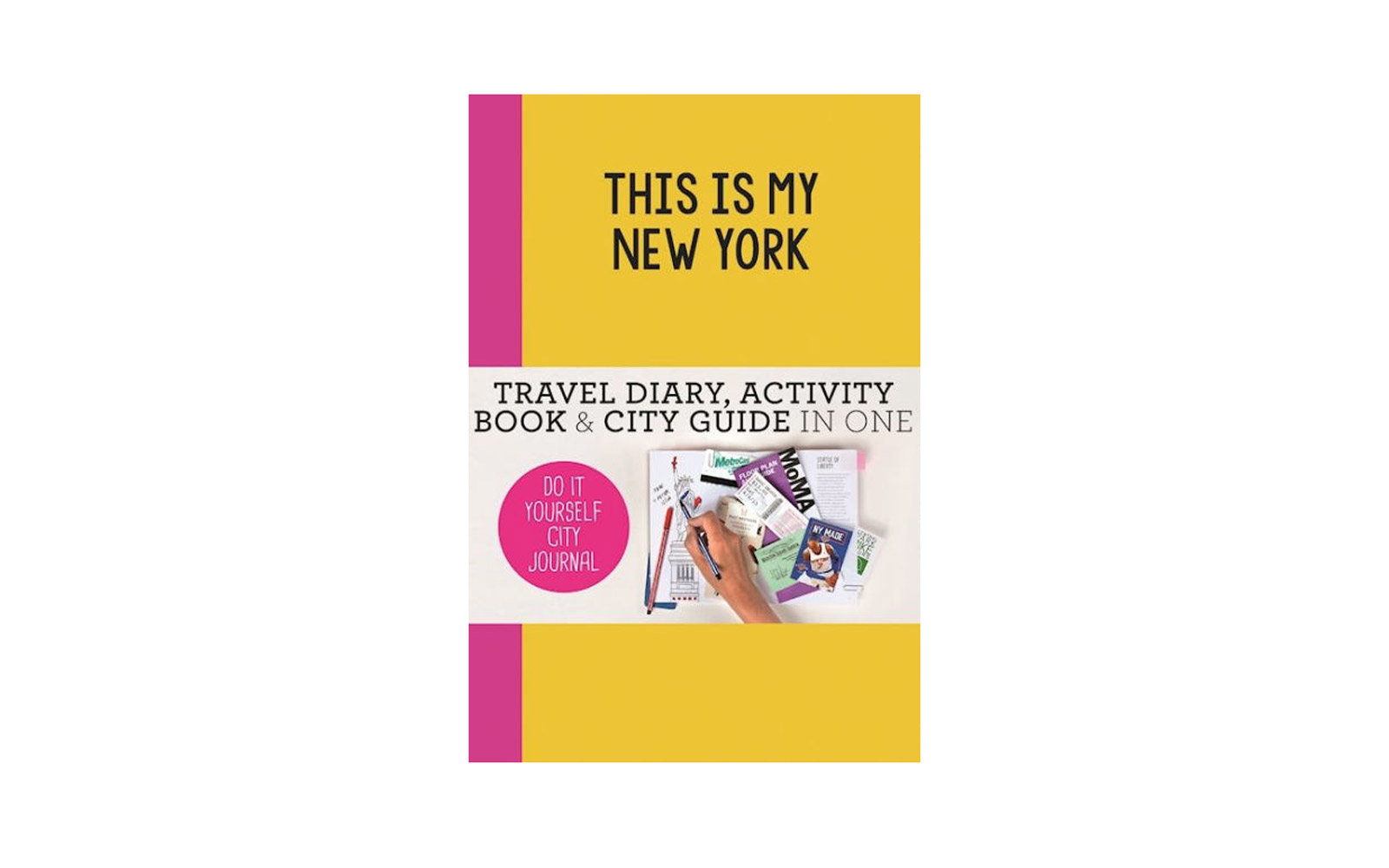 this is my new york travel journal