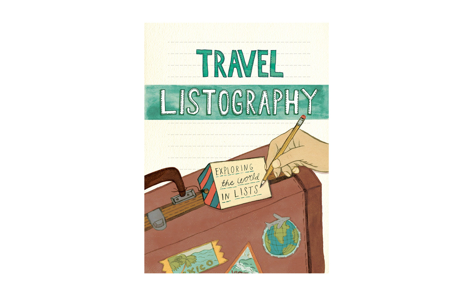 travel listography travel journal