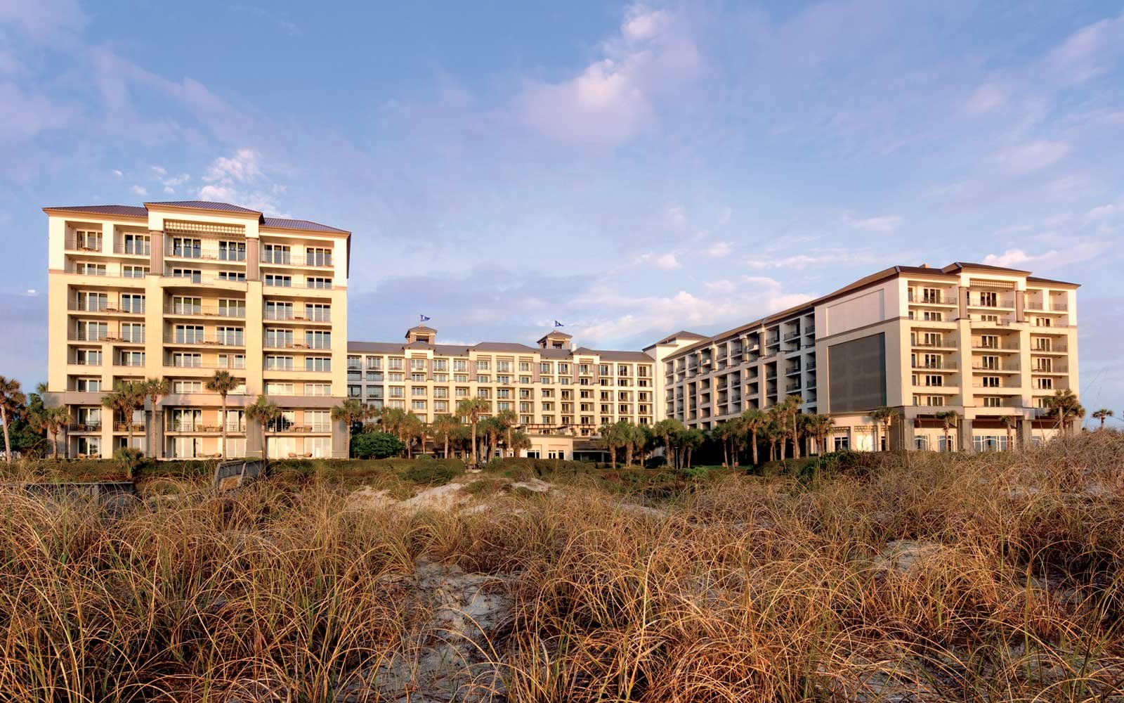 Exterior of the Ritz-Carlton, Amelia Island