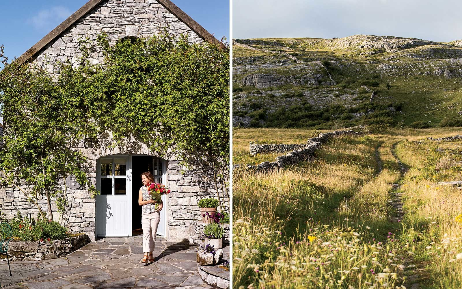 The Burren Perfumery in County Clare, Ireland