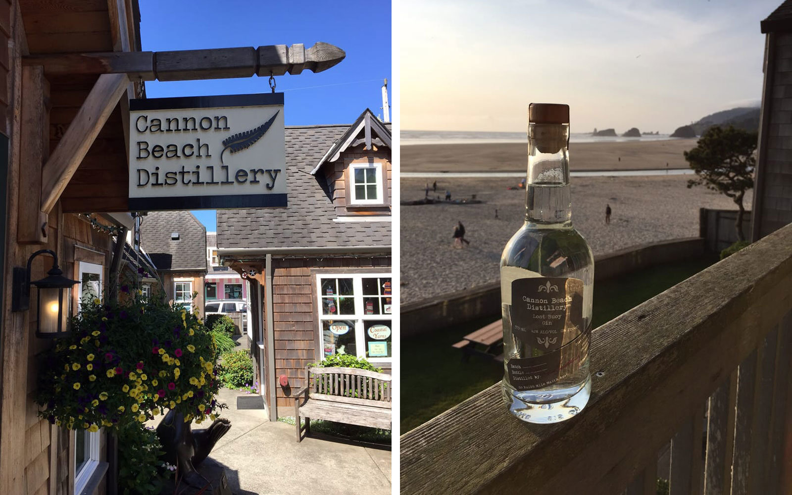 Cannon Beach Distillery, Cannon Beach, OR