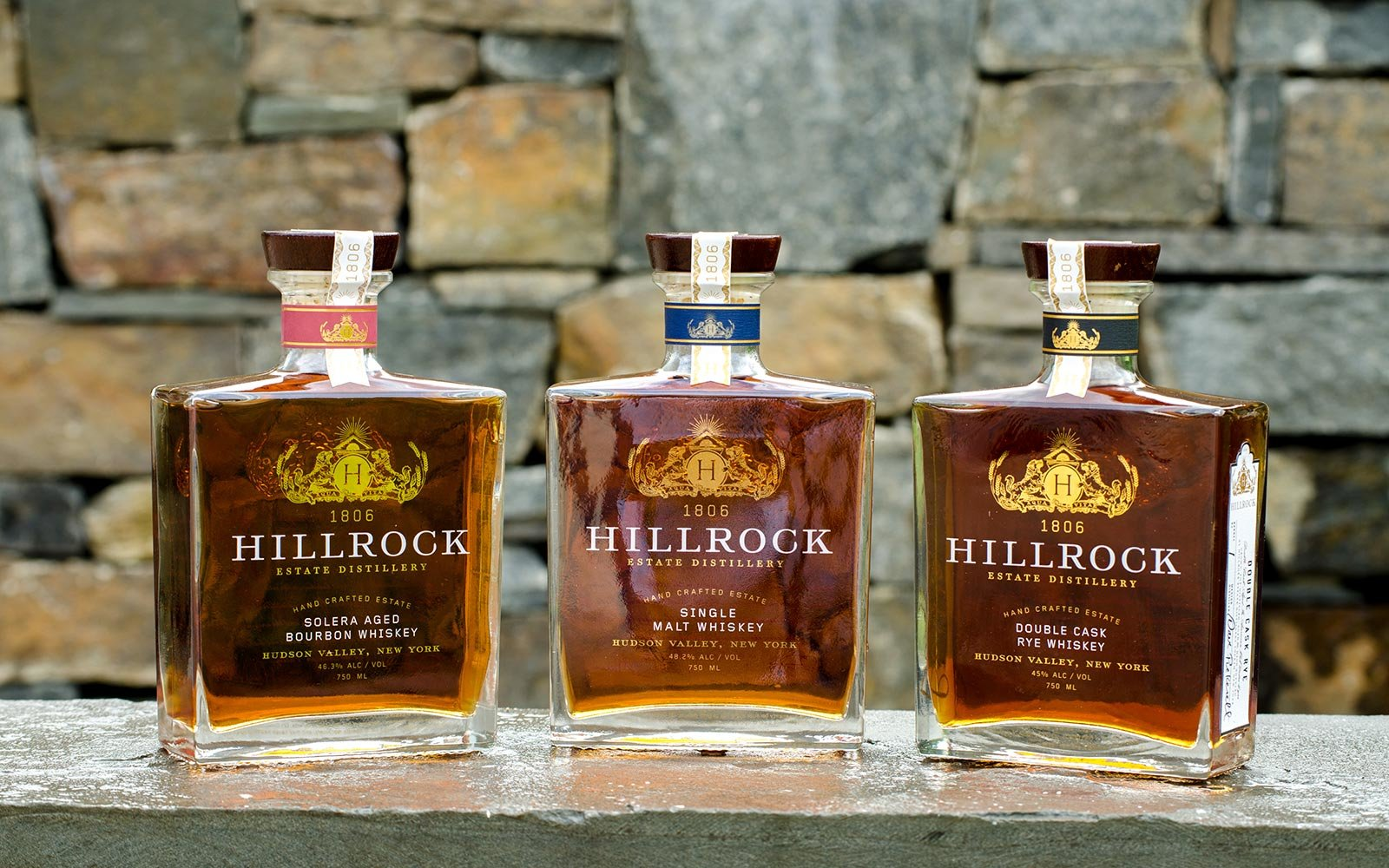 Hillrock Estate Distillery, Ancram, NY
