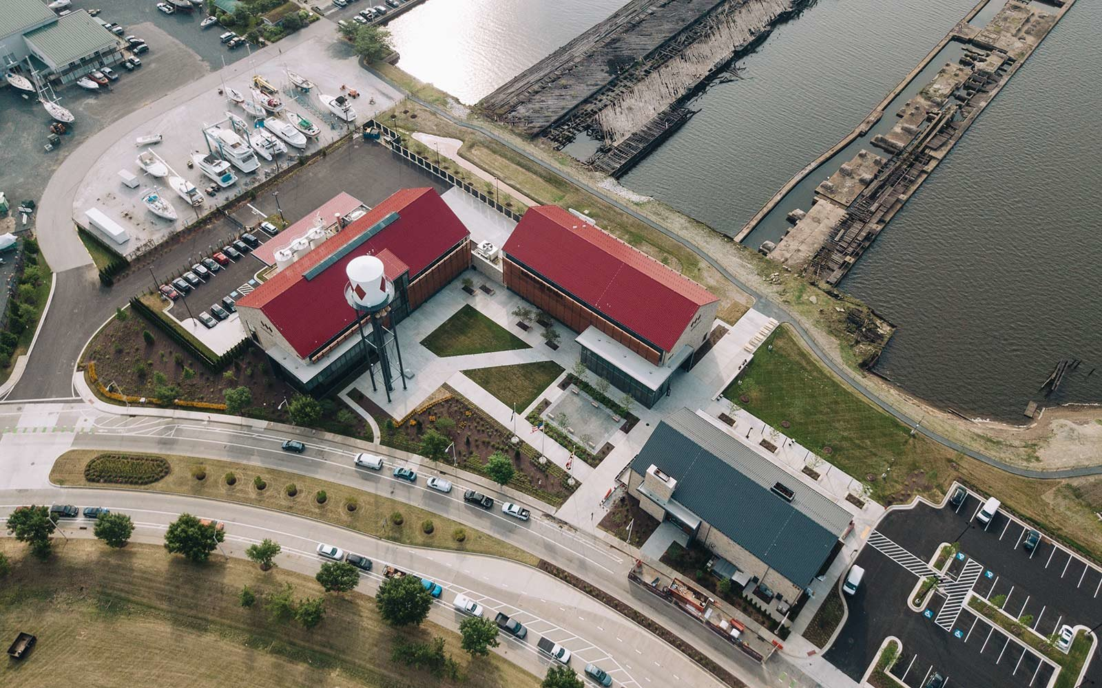 Sagamore Spirit Distillery, Baltimore, MD