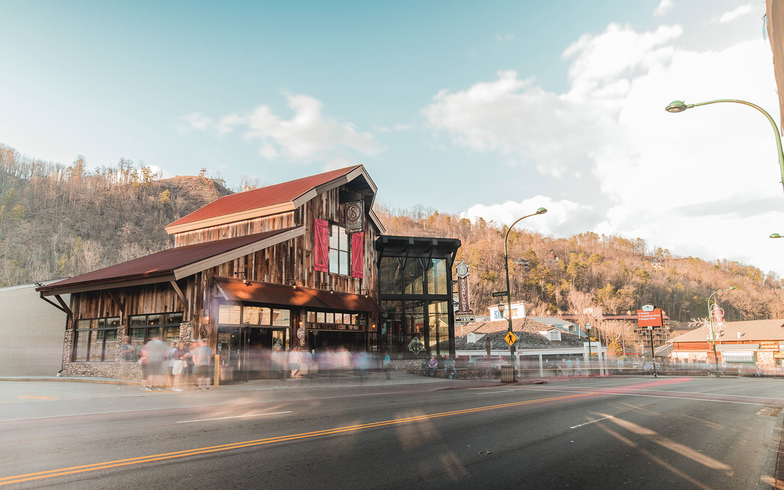 Sugarlands Distilling Company, Gatlinburg, TN