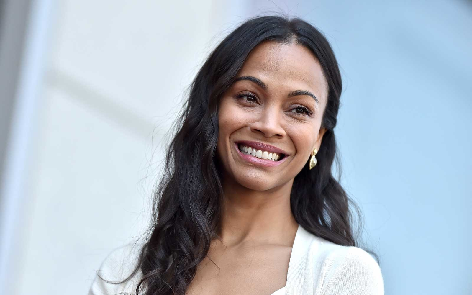 Zoe Saldana Will Inspire You to Dress Up for Your Next ...