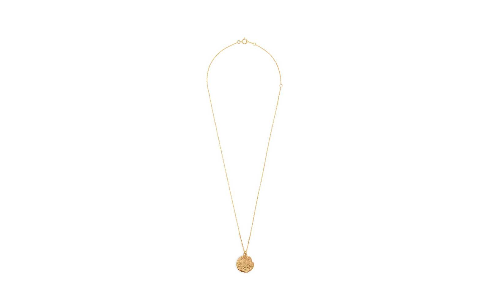 Alighieri Virgo Gold-Plated Necklace