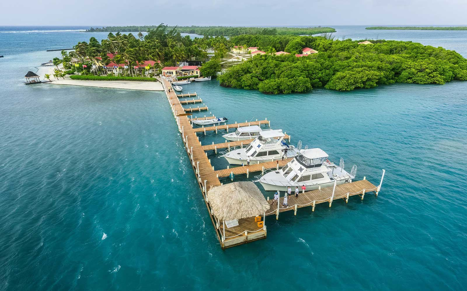 Turneffe Island Resort near Belize