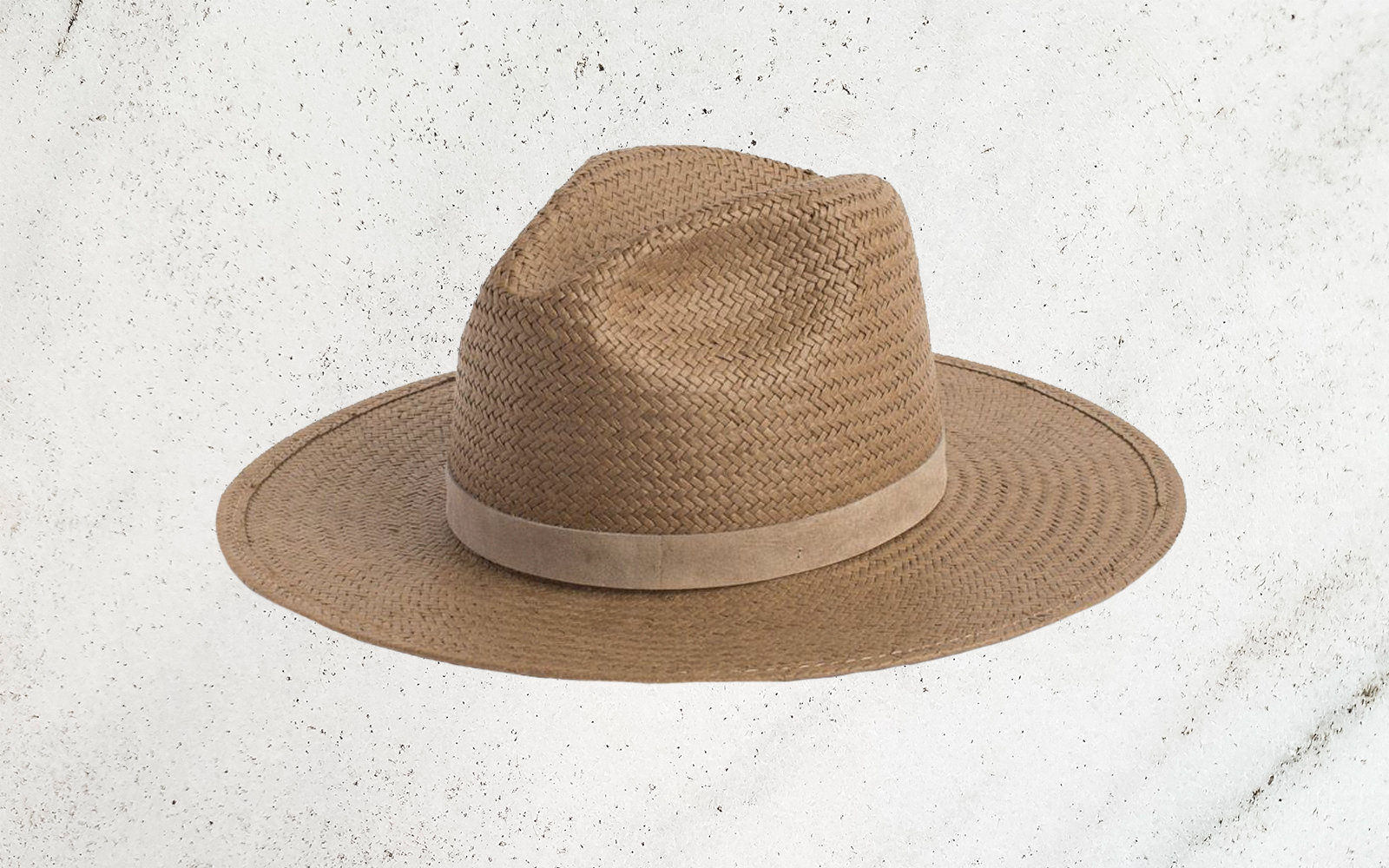 Janessa Leone Packable Straw Hat