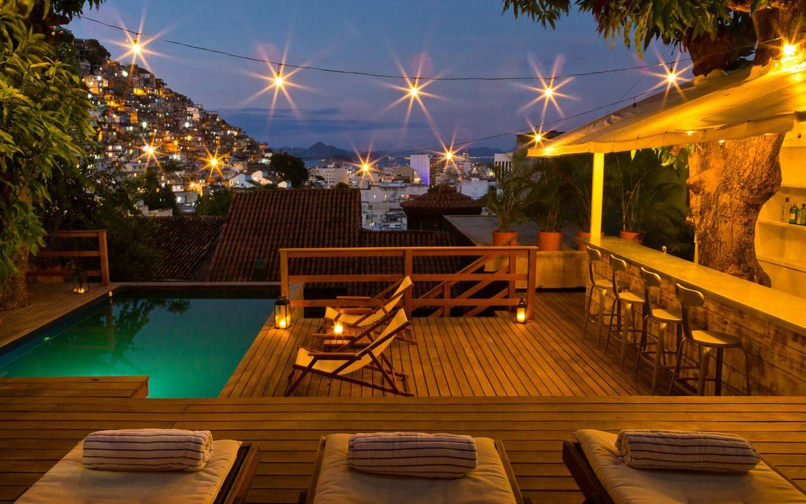 Charming Suite in Ipanema by the Hill in Copacabana, Rio de Janeiro, Brazil