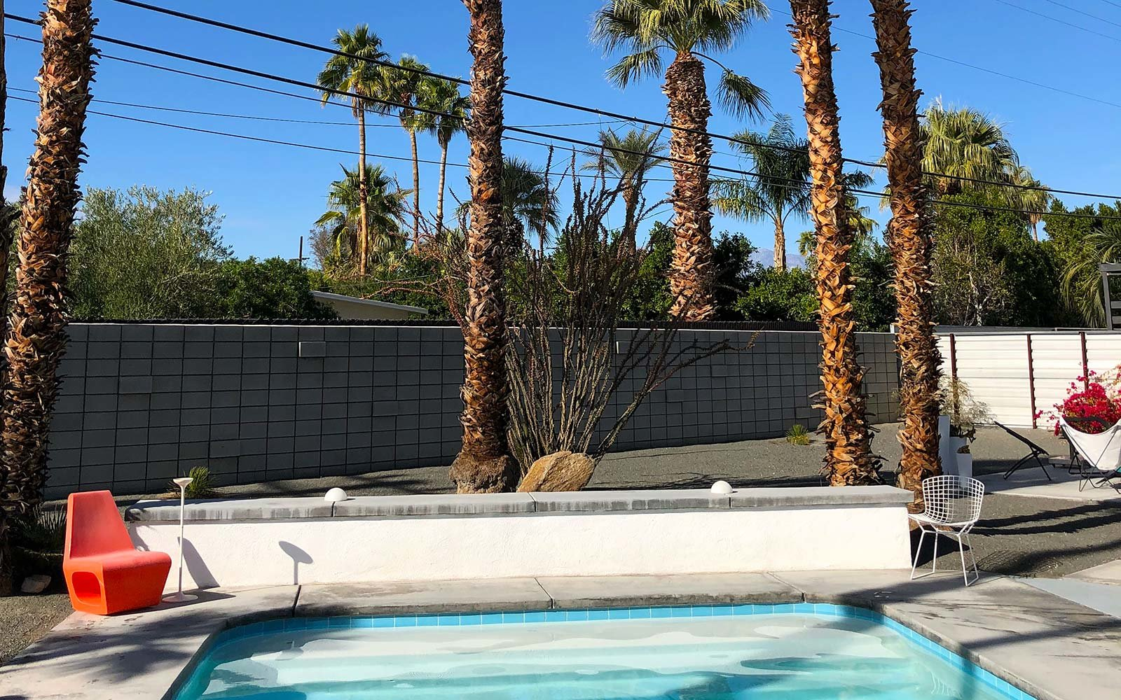Palm Springs Pool Airbnb Rental