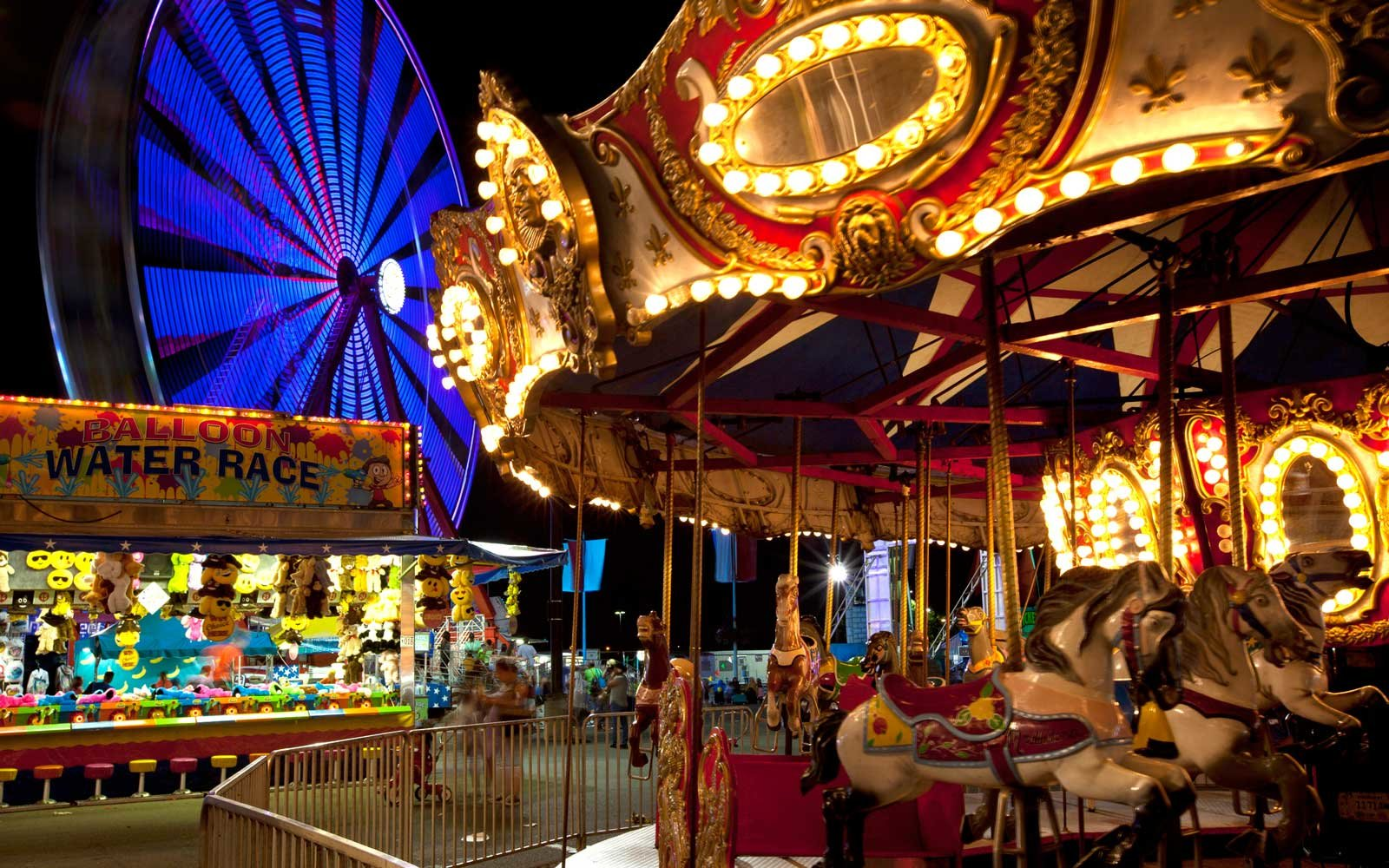 5. Ohio State Fair, July 25–August 5