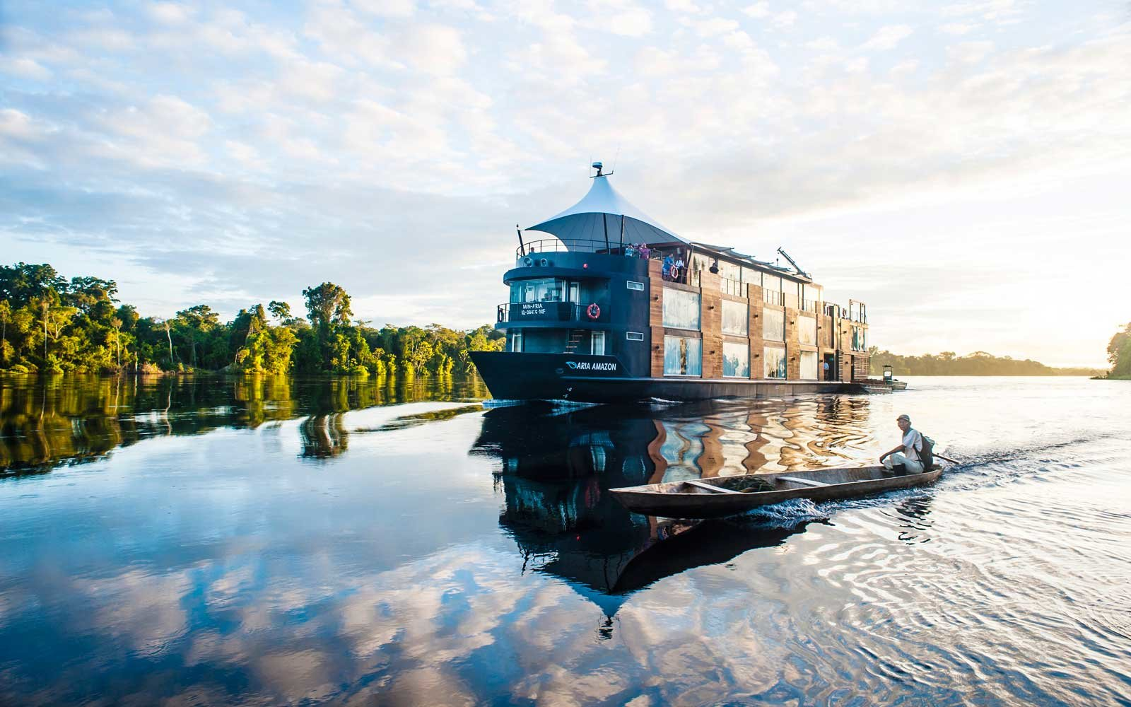 Aqua Expedition on the Amazon