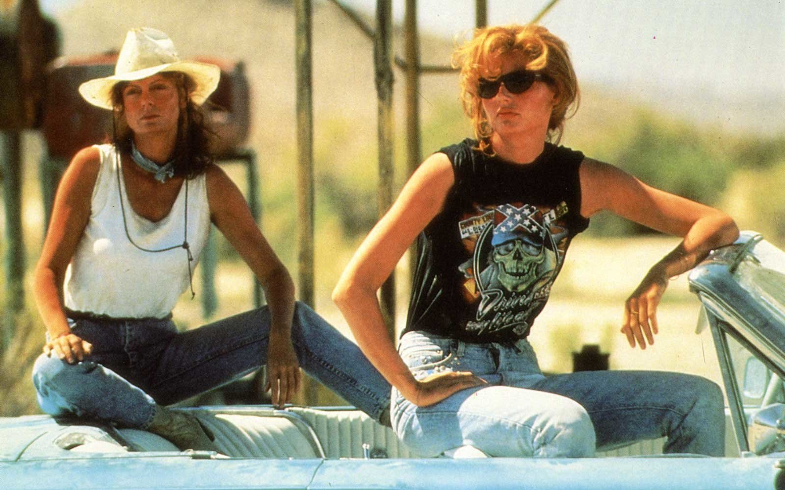 Thelma and Lousie 1991 Film