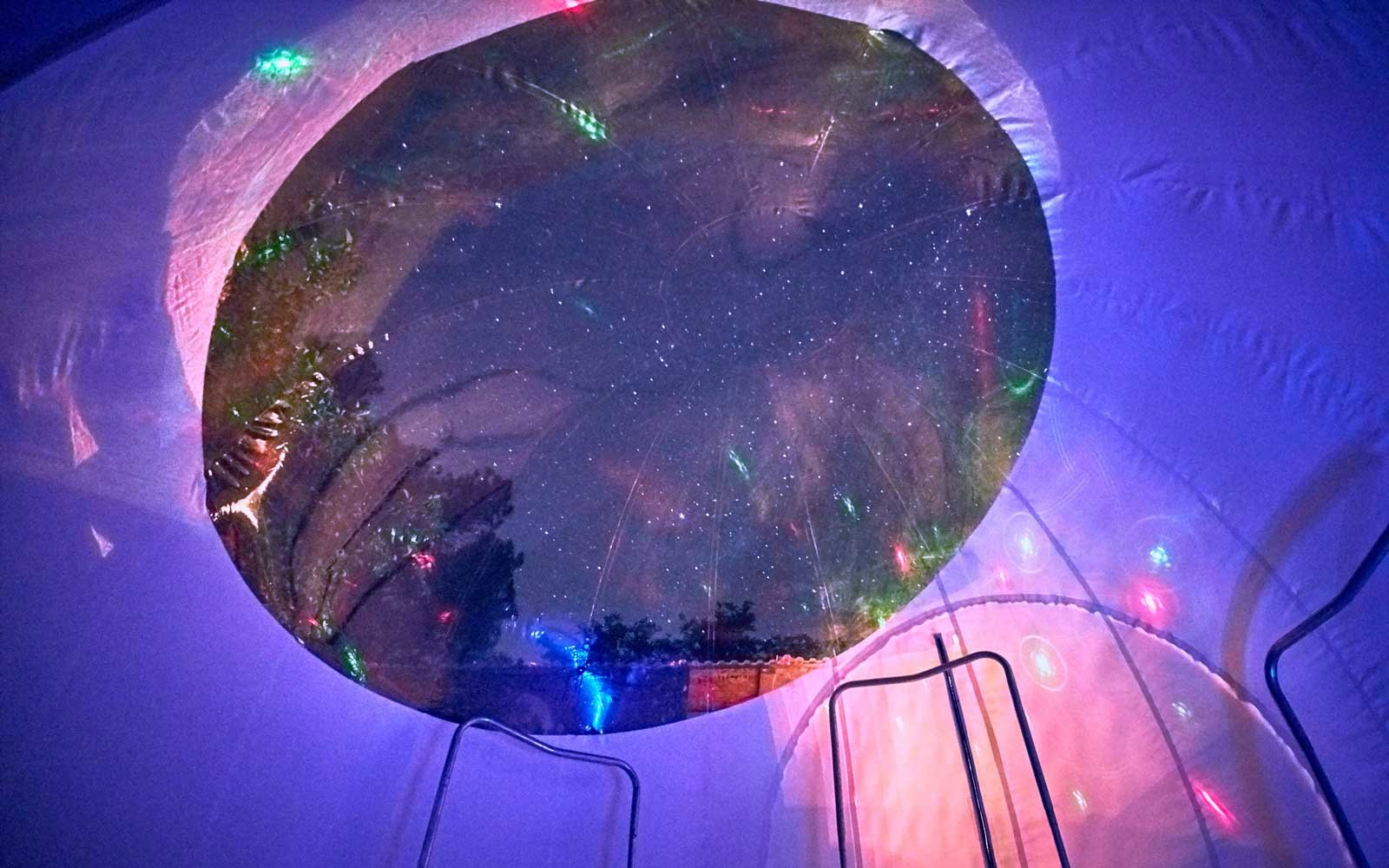 Arizona Stargazing Bubble