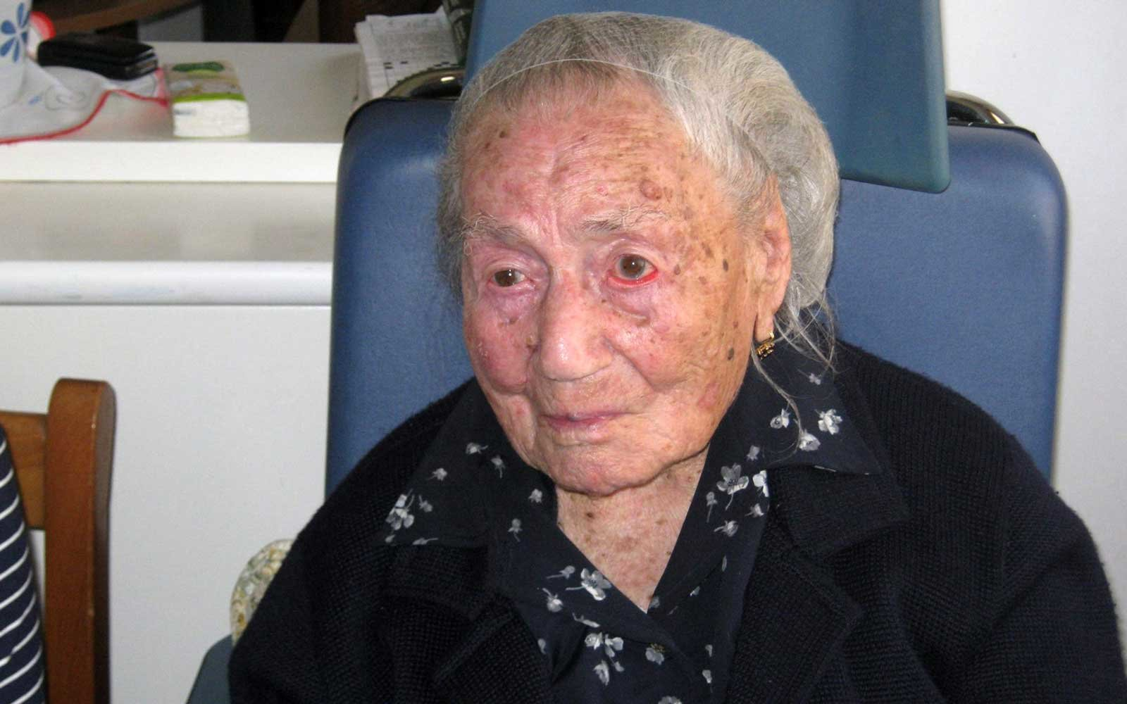 Europe's Oldest Living Person Said She Reached 116 by Eating Chocolate Every Day