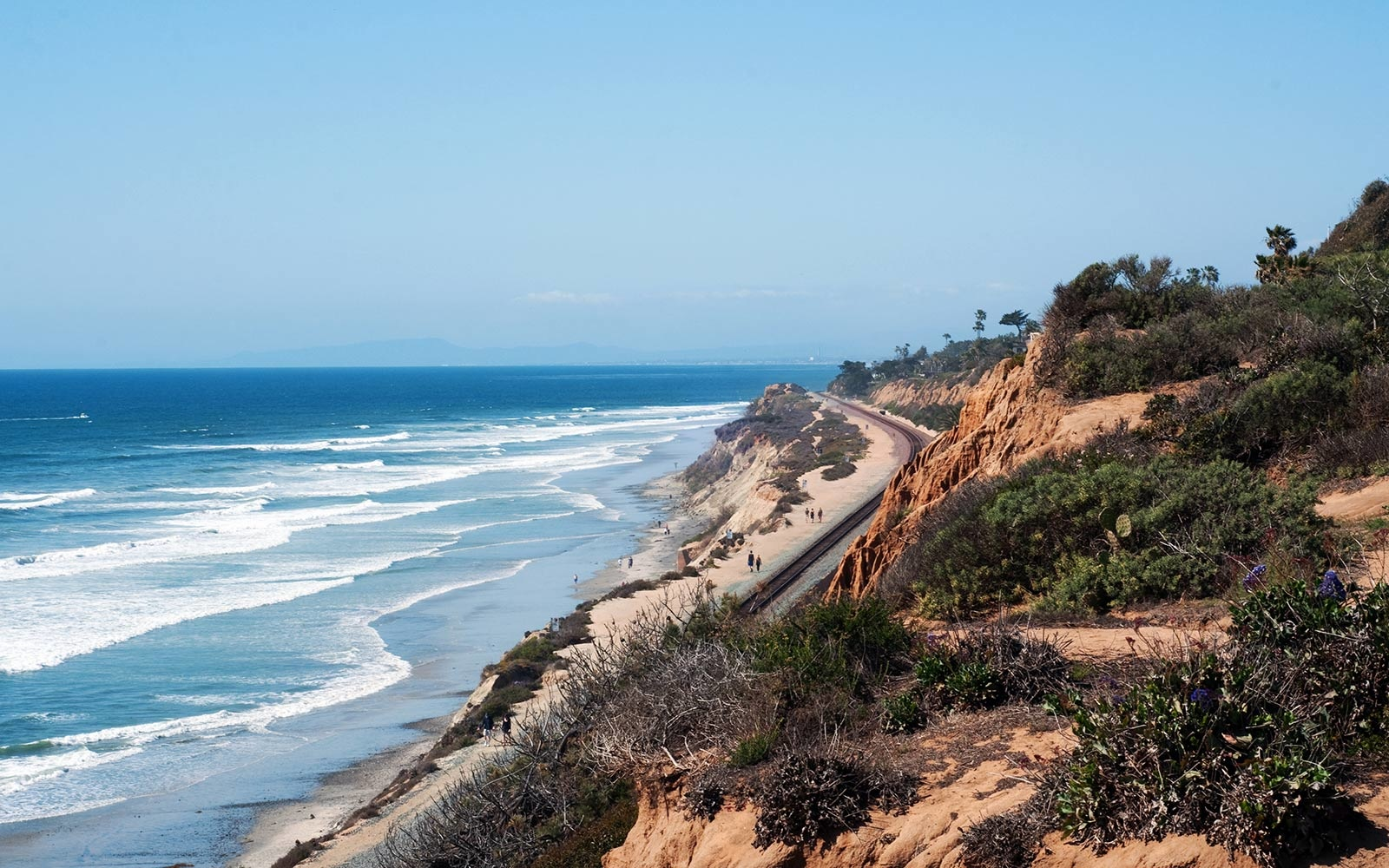 The Pacific Surfliner
