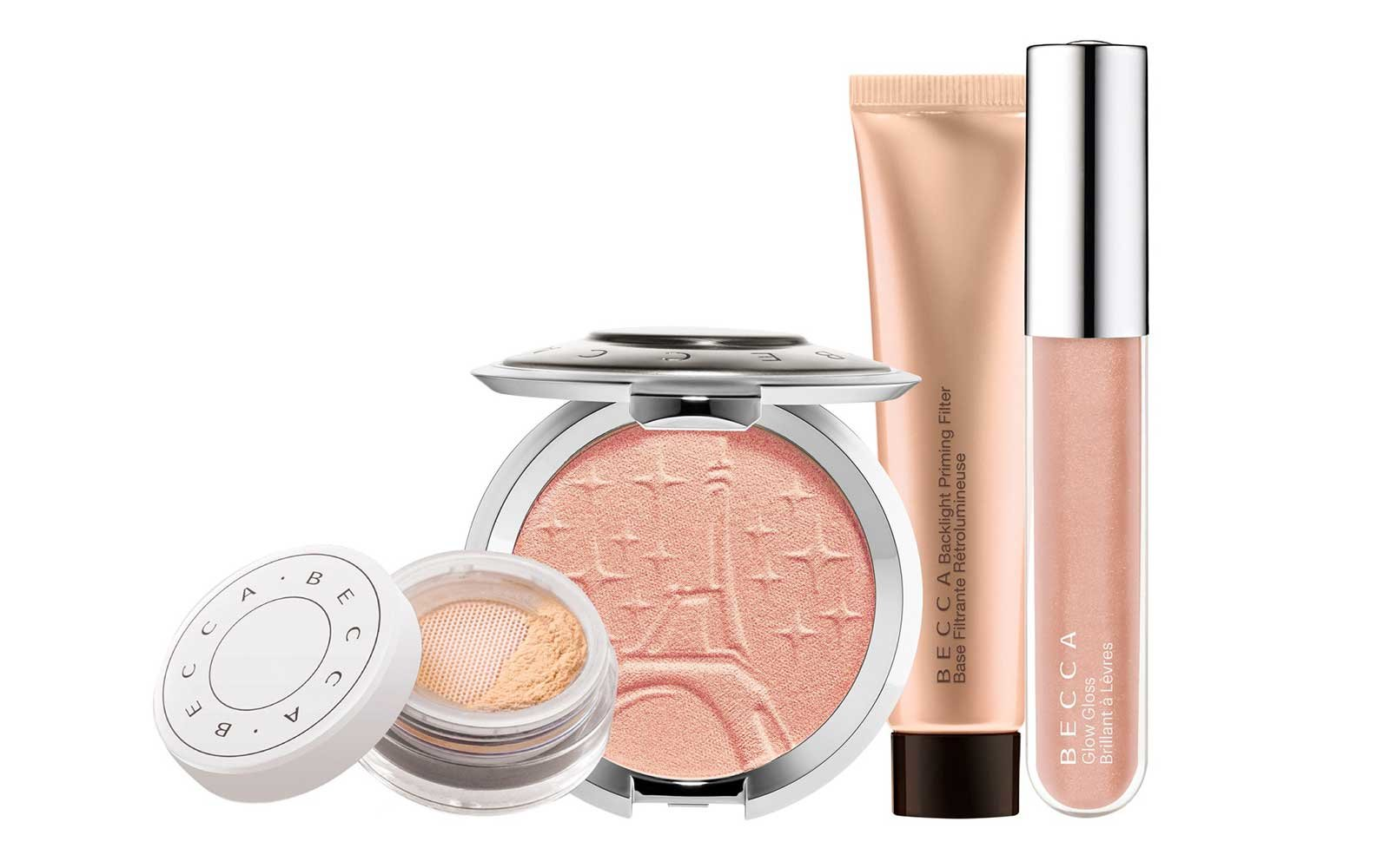 Becca Cosmetics travel beauty set