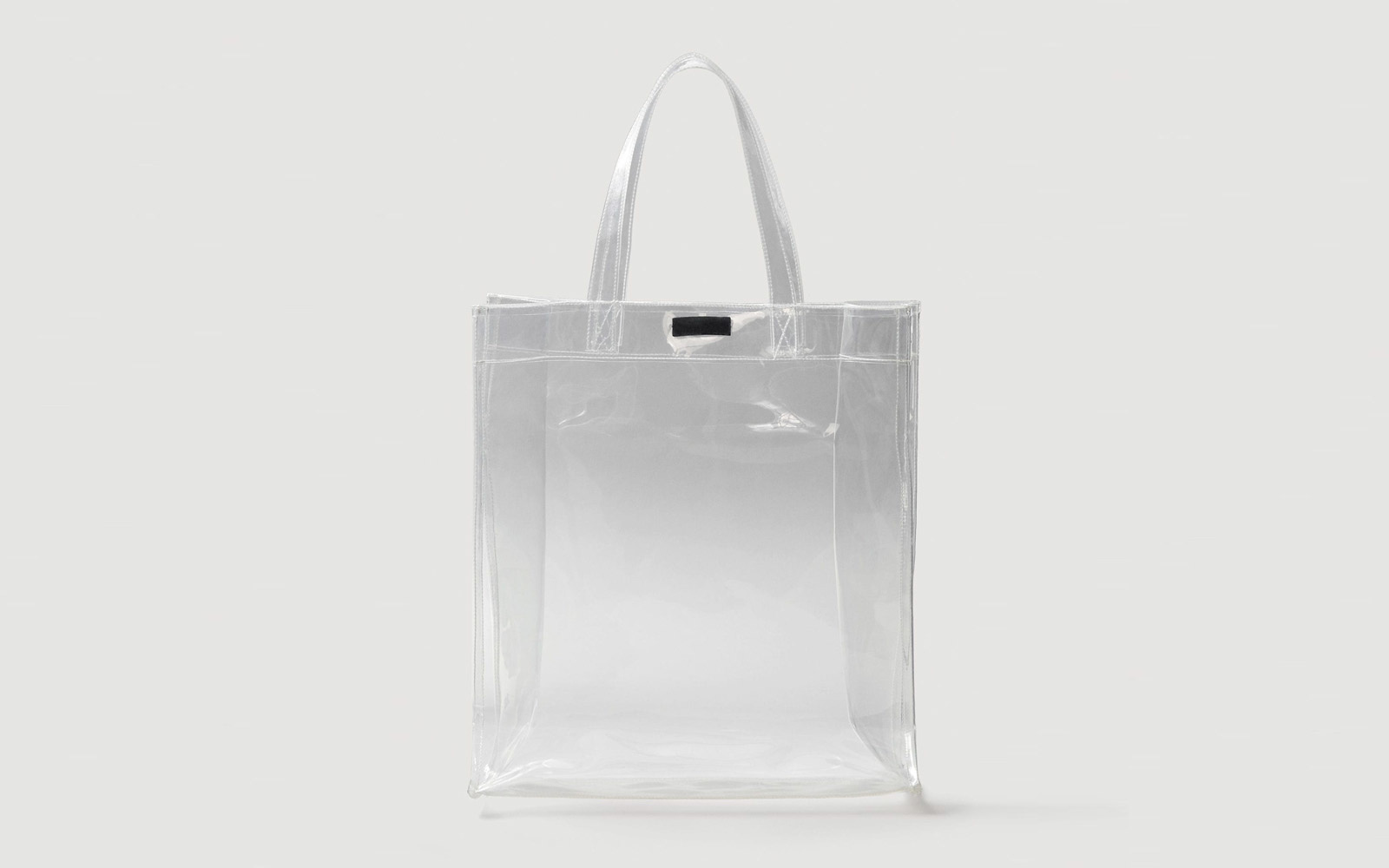 Mango Clear Tote Bag