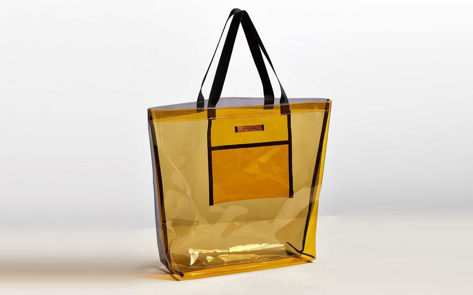 urban outfitters clear tote bag