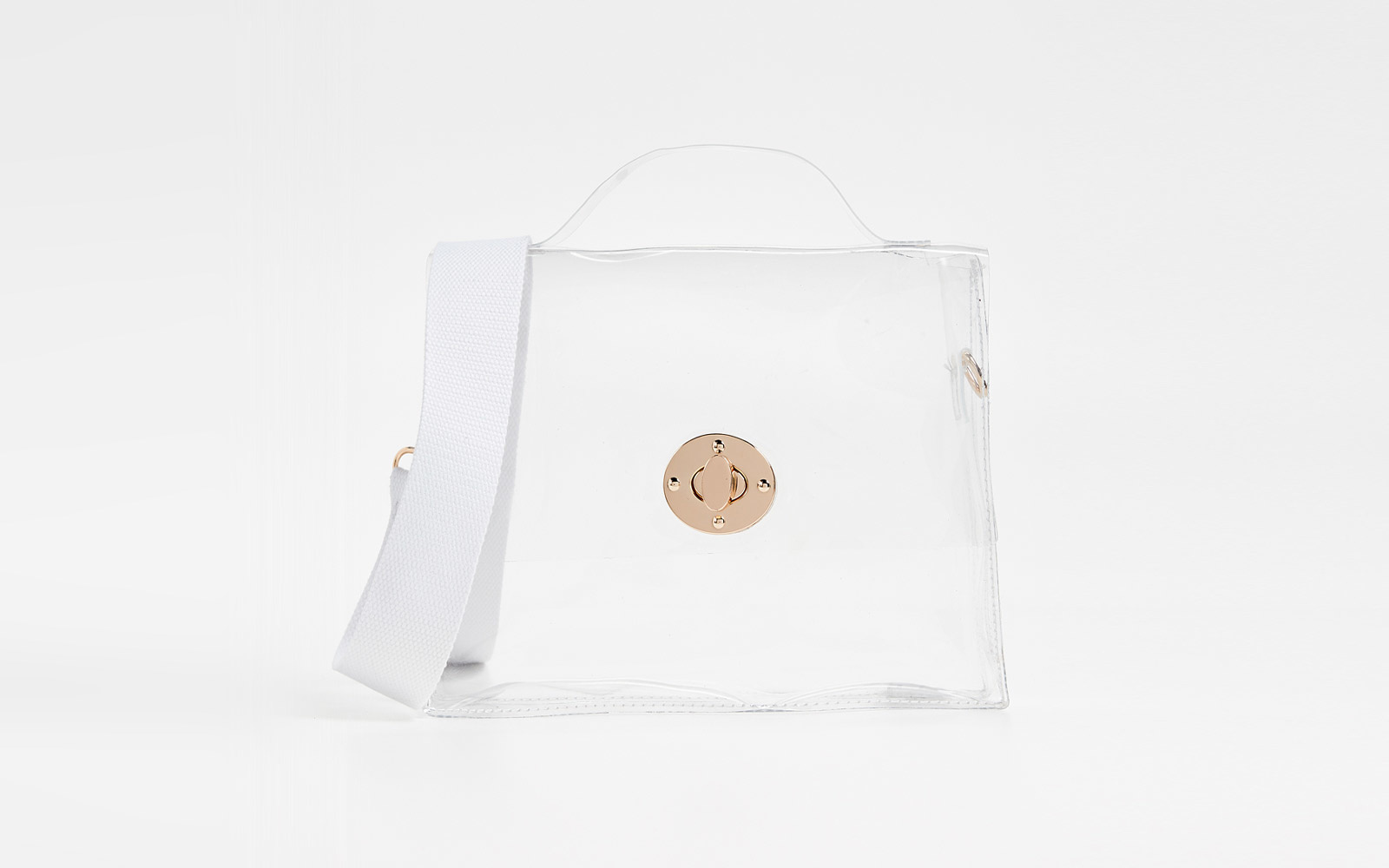 15c08fce76e9c 9 Clear Bags That Are Actually Stylish | Travel + Leisure