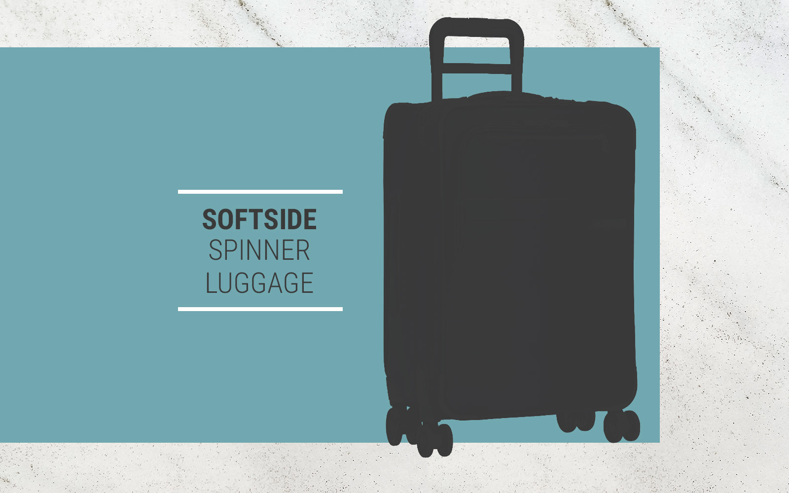 61a48b38b The Best Spinner Luggage You Can Buy in 2019 | Travel + Leisure