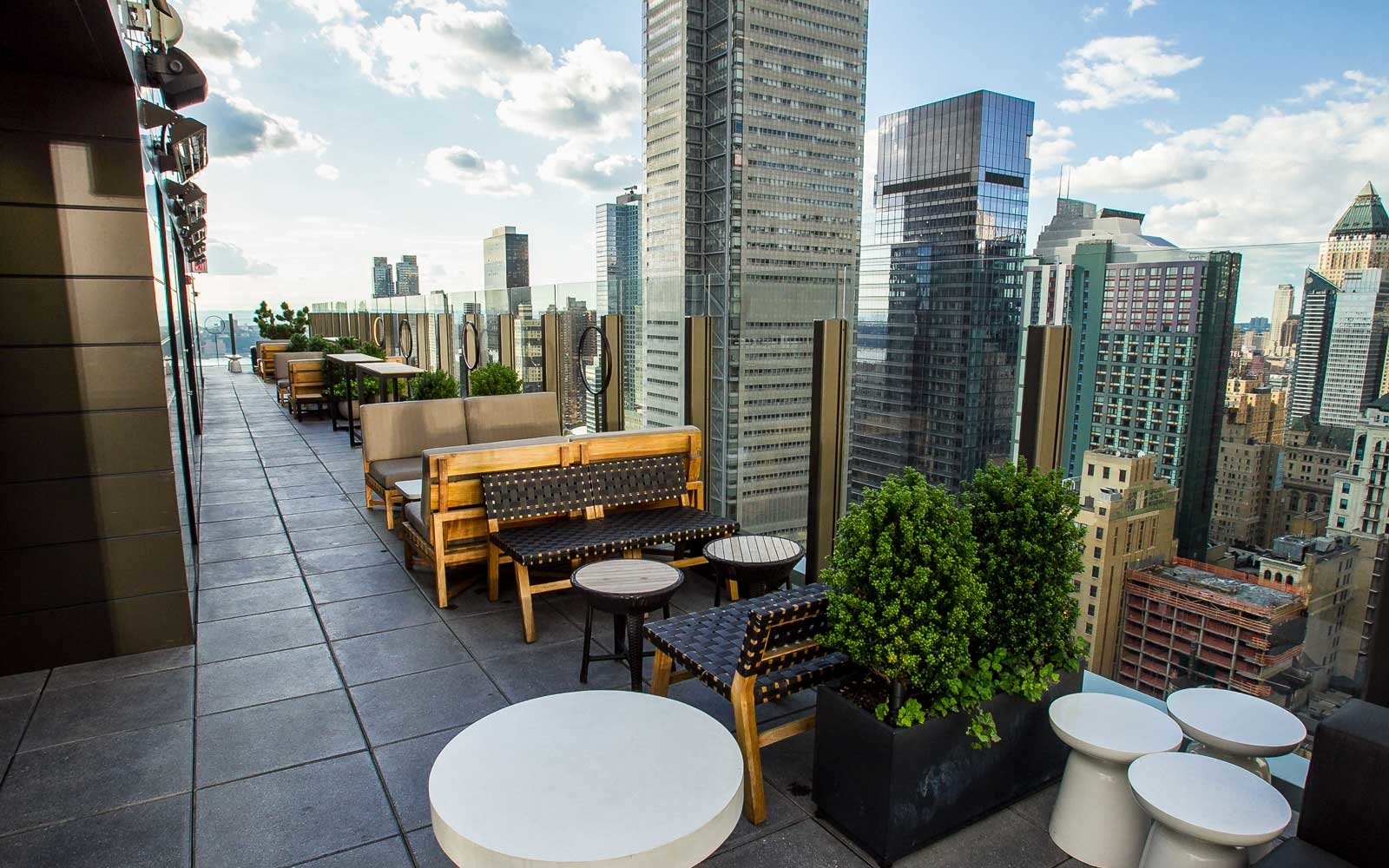 Skylark Rooftop New York