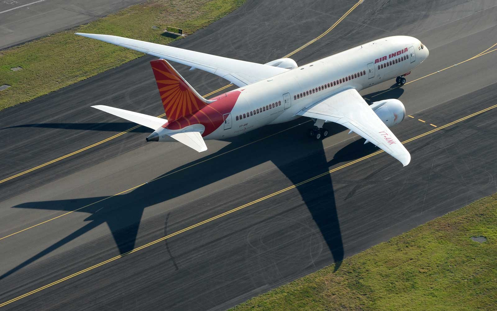 Air India Dreamliner Boeing 787