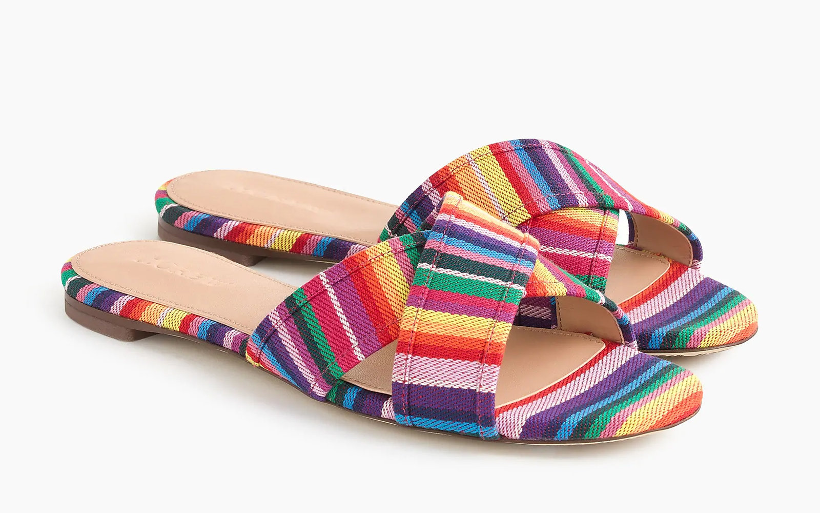 91deed71b787cc The Cutest and Comfiest Summer Sandals to Buy From J.Crew s Huge 70 ...