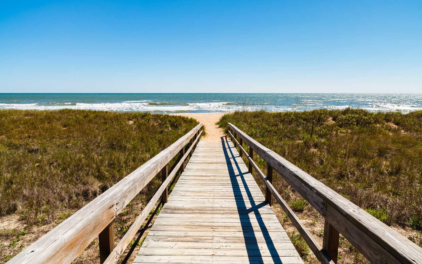 Ponte Vedra Beach on the east coast of North Florida.