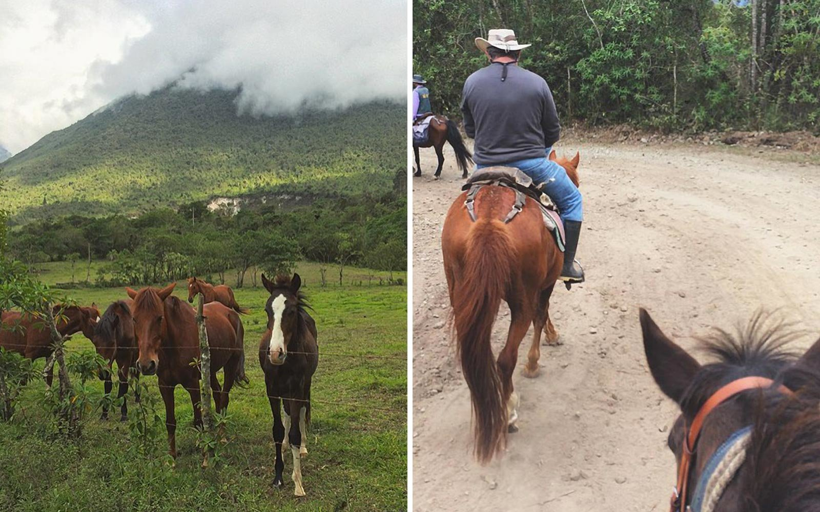 The Horseback Ride That Takes You Inside a Volcano