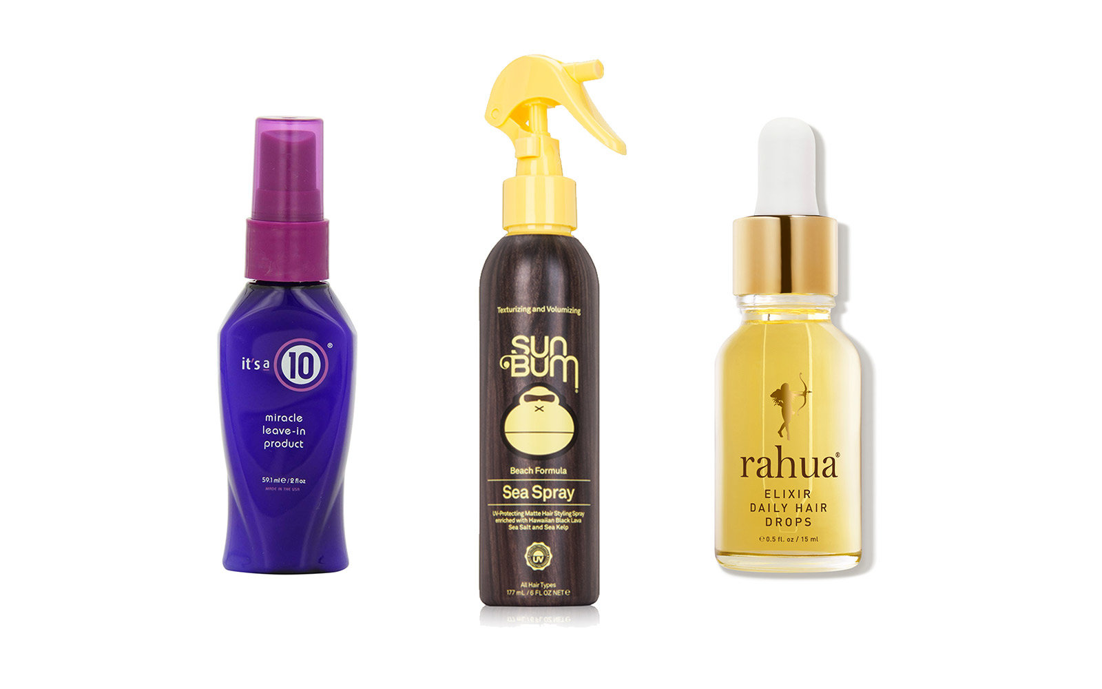 travel hair solutions