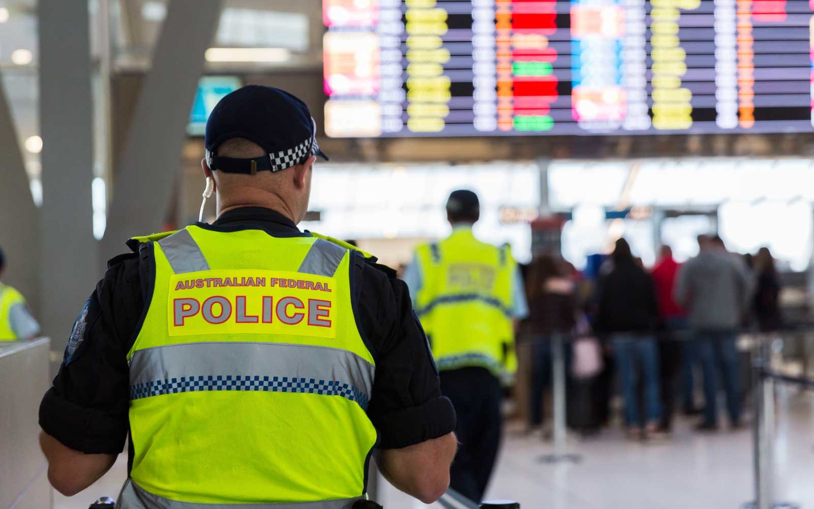 Sydney International Airport Security