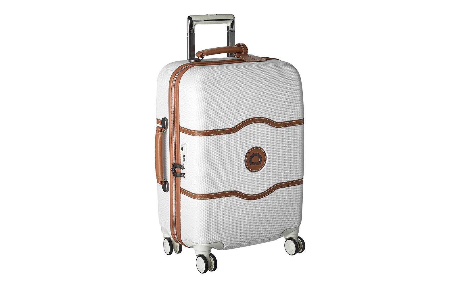 Delsey Luggage Chatelet Hard+ 21-inch Carry-on