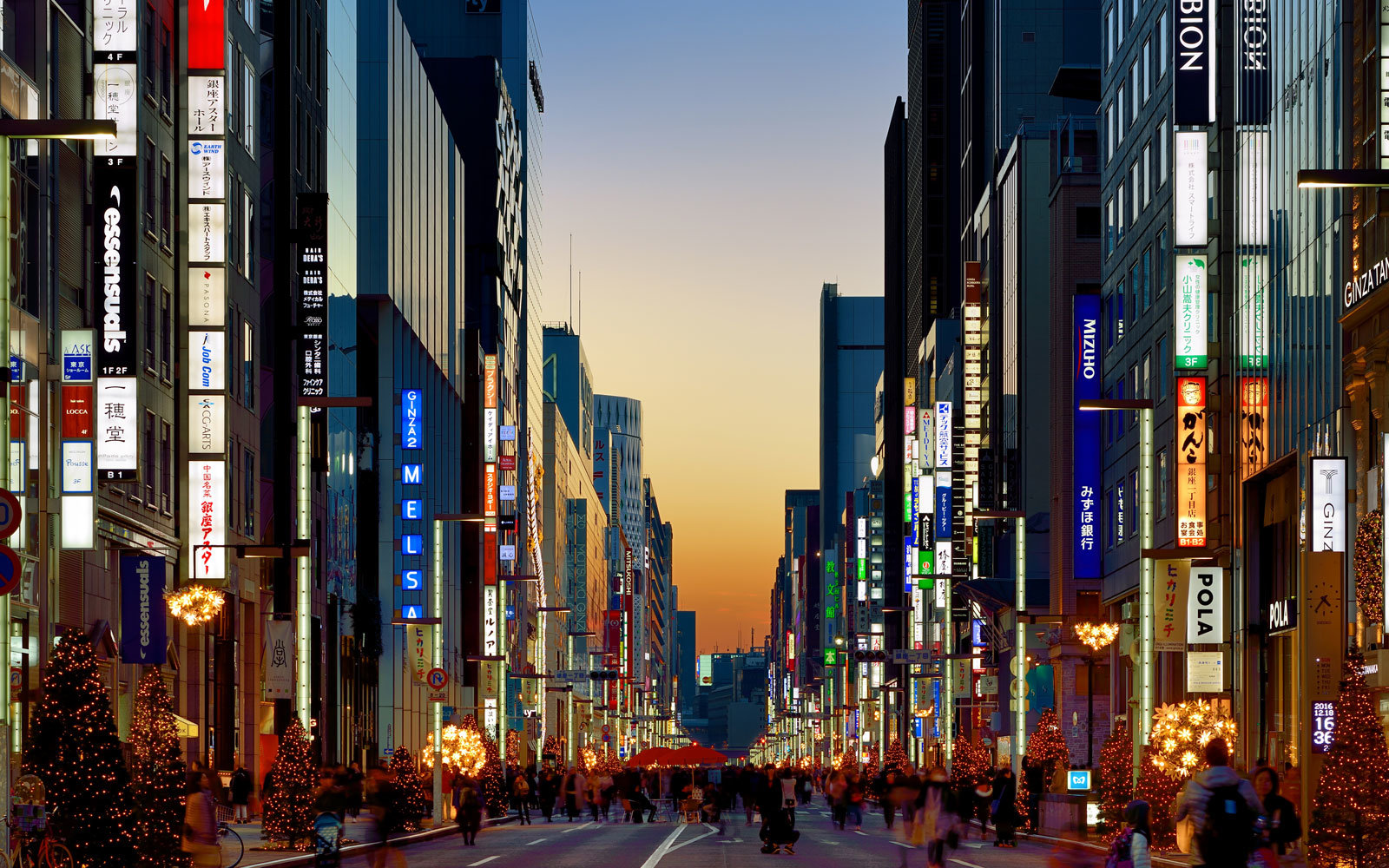 Booking two one-way trips to Tokyo, Japan, can often be cheaper than flying round-trip.