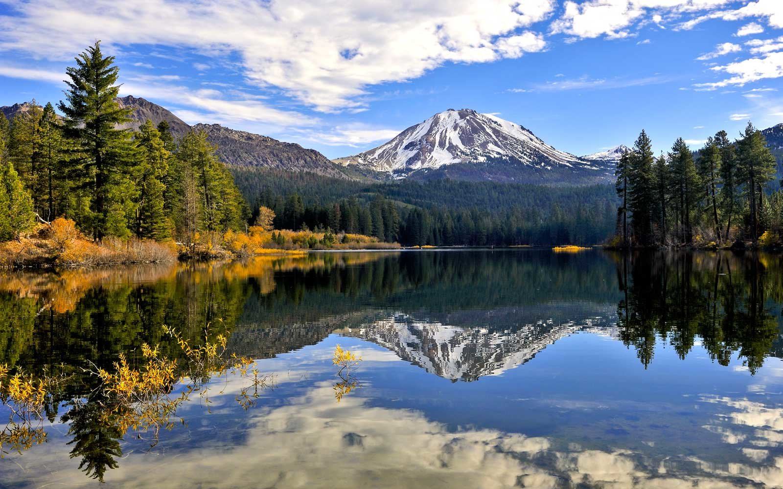 Lassen Volcano National Park: California