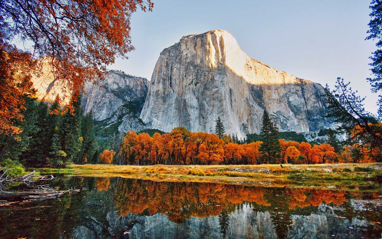 Yosemite National Park: California