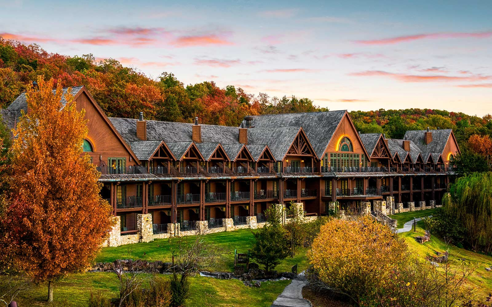 Big Cedar Lodge, Ridgedale, Missouri