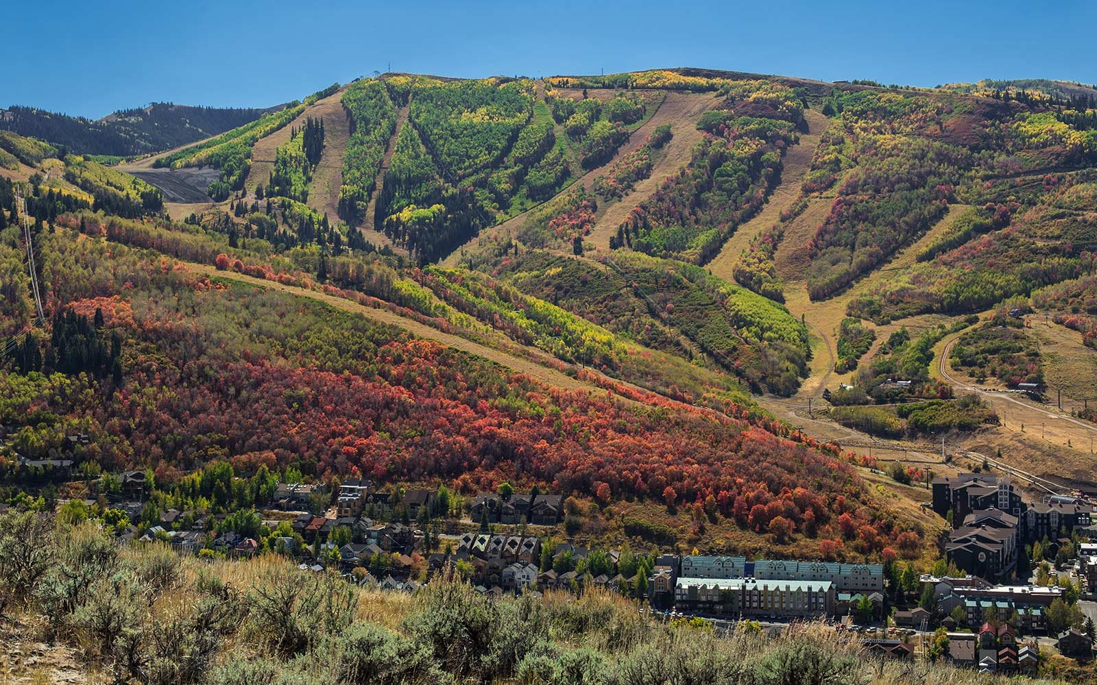 Park City Mountain Resort, Park City, Utah